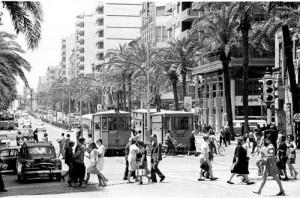 AVDA. DE ALFONSO EL SABIO 1969