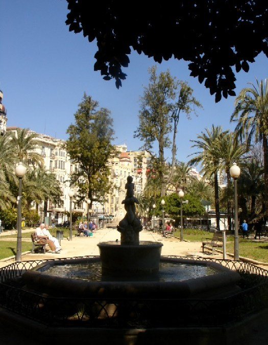 Park Canalejas