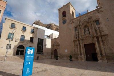 MACA y Basílica de Santa Maria