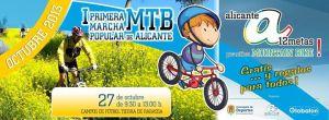 cartel I Carrera Popular Mountain Bike