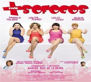 Teatro Principal: Más sofocos @ Teatro Principal de Alicante