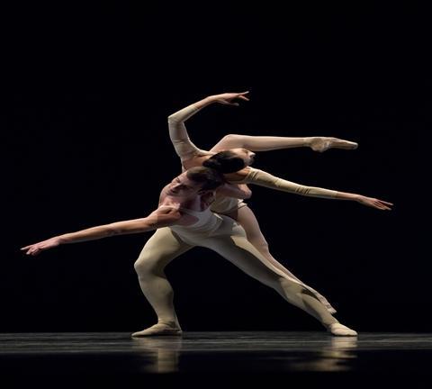 La Compañía Nacional de Danza  actua en el Teatro Principal de Alicante