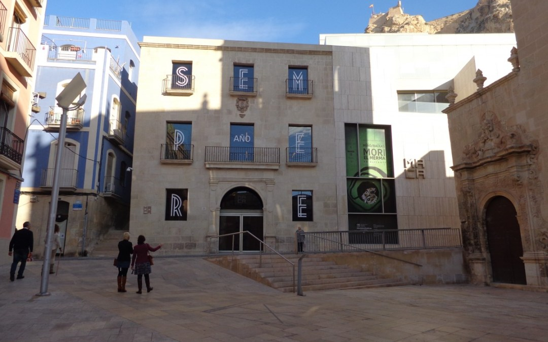 Musée d' art contemporain d' Alicante- MACA