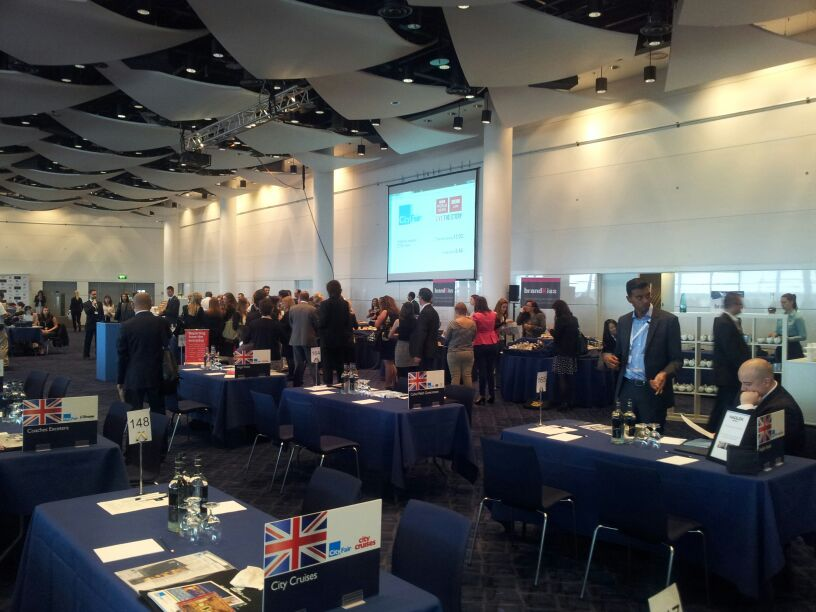 Alicante Turismo y Costa Blanca participan en el Workshop B2B para profesionales turísticos en Londres.