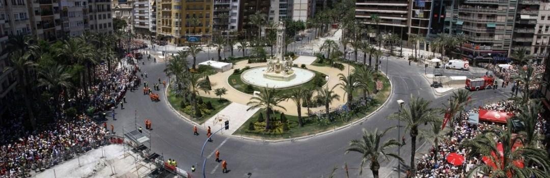 Mascleta Alicante Hogueras de San Juan