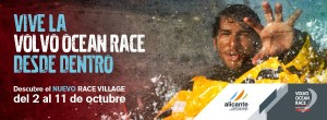 Volvo Ocean Race. Agenda 3 de Octubre @ Race Village  Volvo Ocean Race