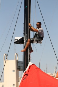 ©Javier Escandell/Volvo Ocean Race Alicante