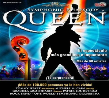 Symphonique Rapsody of Queen