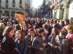 Puente de diciembre con niños @ Plaza del Ayuntamiento de Alicante   Alacant   Comunidad Valenciana   España