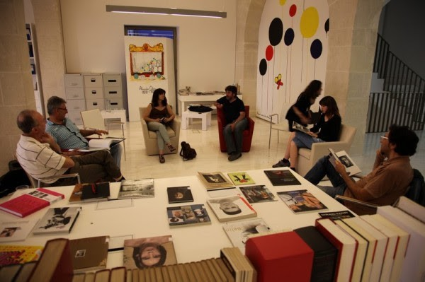 Photobook Club en el MACA