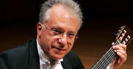 Pepe Romero en concierto. III CICLO DE GUITARRA CLÁSICA