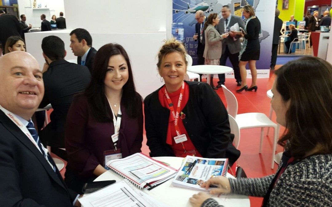 ALICANTE CITY BEACH PARTICIPA ACTIVAMENTE EN LA FERIA WORLD TRAVEL MARKET