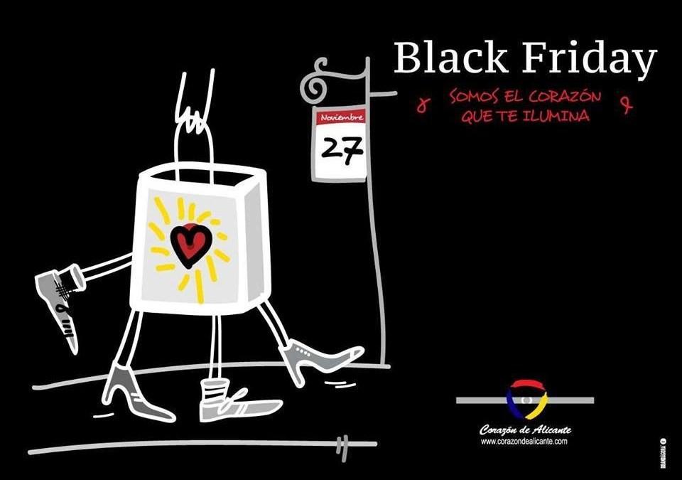 Celebramos el Black Friday y la Noche en Vela en Calle Poeta Quintana