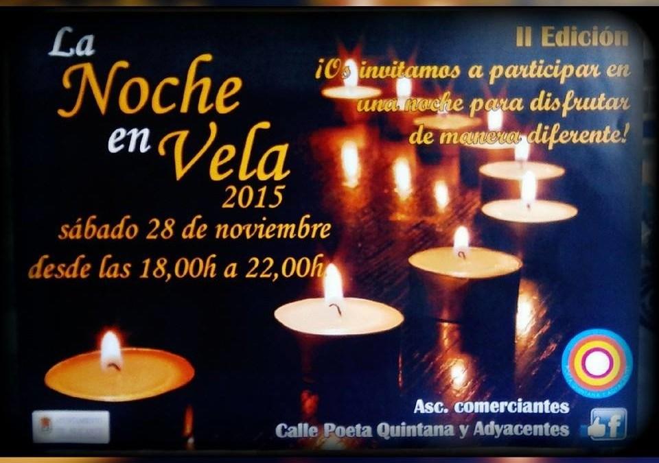 La Noche en Vela en Calle Poeta Quintana