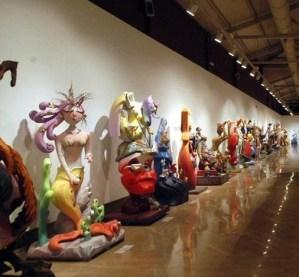 Exposición del Ninot @ Sala Exposiciones La Lonja | Alicante | Comunidad Valenciana | España