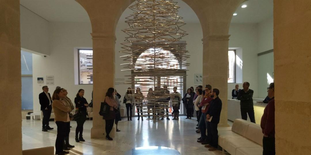 Visita guiada. Museo de Arte Contemporáneo MACA