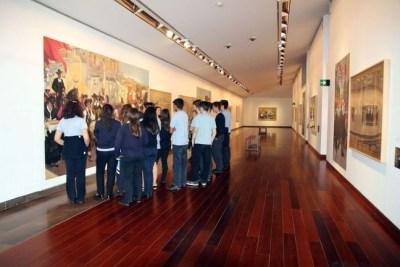 Visita guiada. Museo de Bellas Artes Gravina