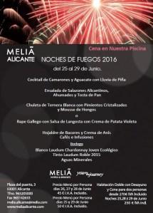 Noche de Fuegos en Meliá Alicante @ Meliá Alicante | Alicante | Comunidad Valenciana | España