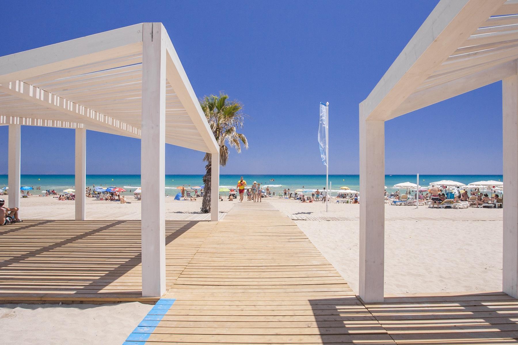 Playa de San Juan - ALICANTE City & Beach