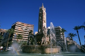 23. Alicante. Plaza de los Luceros (5) - copia