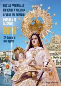Fiestas patronales en honor a nuestra Señora del Remedio 2016 @ Catedral de San Nicolás | Alicante | Comunidad Valenciana | España