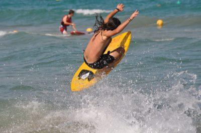 Actividades náuticas en Alicante