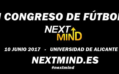 I Congreso de Fútbol Next Mind