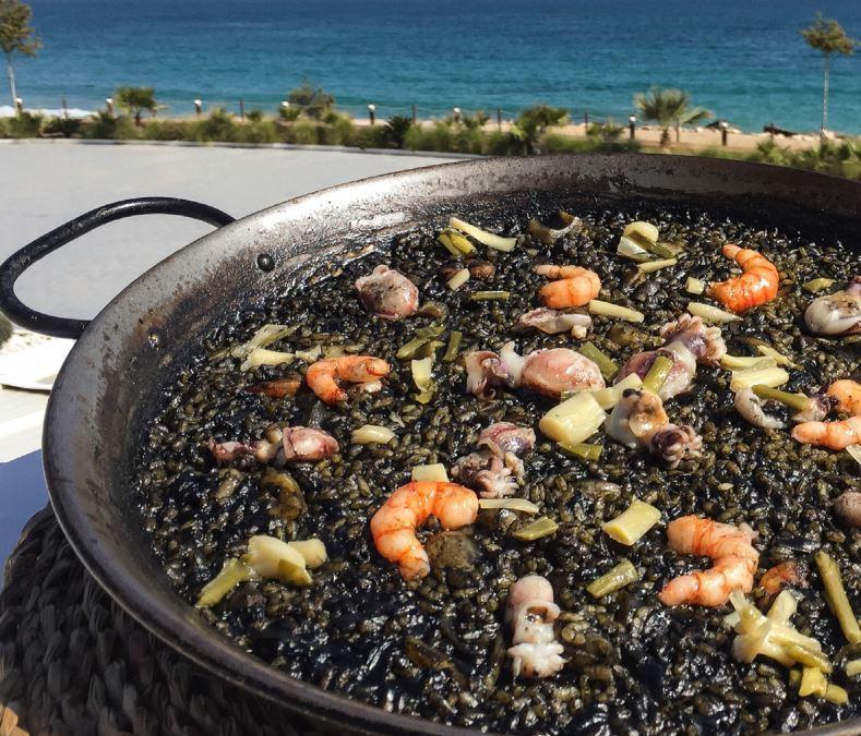 Receta de Arroz Negro- Alicante Ciudad del Arroz