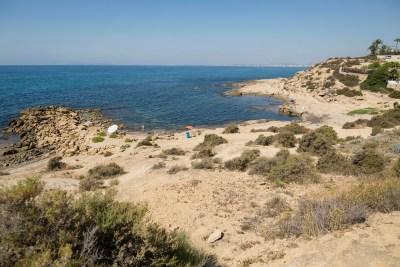 Cabo de la Huerta. Alicante