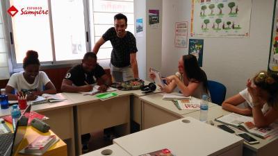 Aprender español en Alicante