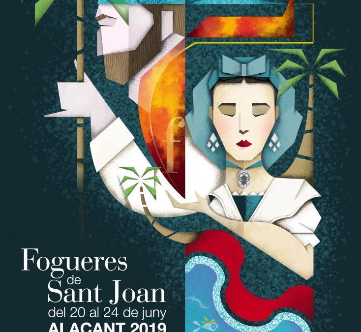 Programación accesible Hogueras de San Juan 2019