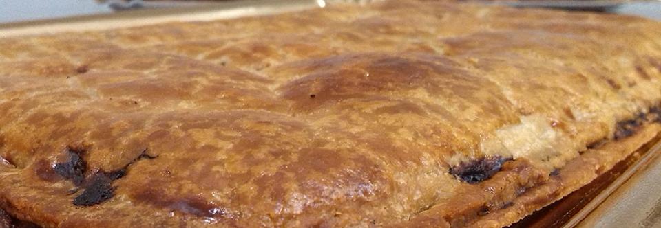 'Coca amb tonyina', manjar de Hogueras