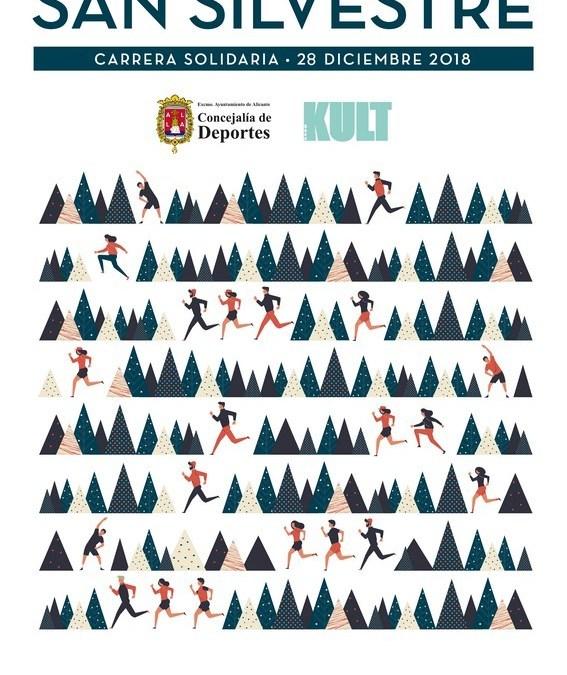 Disfruta de la Carrera Popular San Silvestre de Alicante 2018