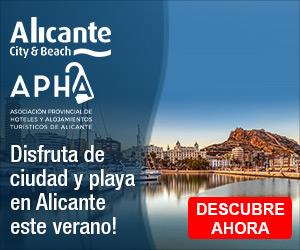 Alicante inicia una campaña de promoción en el buscador online Expedia para promocionar los hoteles de la ciudad