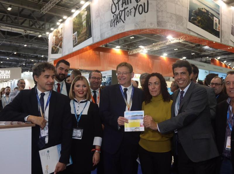 El Patronato de Turismo se reune con Jet2 en Londres para paliar el efecto del Brexit en el Turismo
