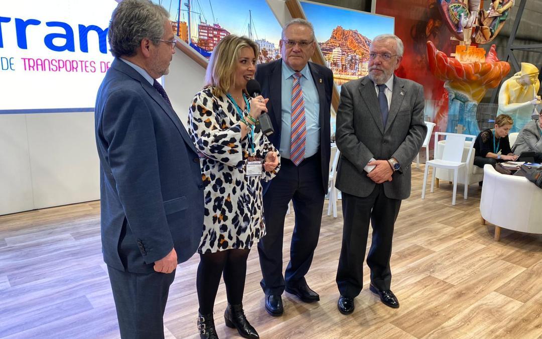 Alicante acogerá el Congreso Nacional de Transporte de Mercancías con alrededor de 800 asistentes.