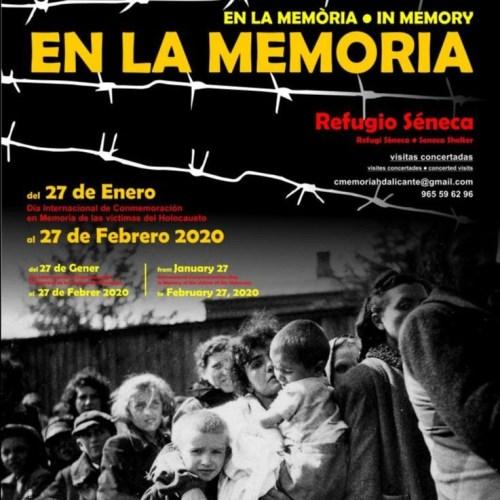 EXPOSICIÓN MEMORIA en Refugio ANTIAÉREO SÉNECA @ REFUGIO ANTIAÉREO SÉNECA | Alicante (Alacant) | Comunidad Valenciana | España