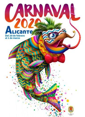 CARNAVAL DE ALICANTE 2020 @ Alicante | Alicante (Alacant) | Comunidad Valenciana | España