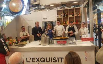 Cocina alicantina en vivo a cargo de Nanín Pérez y Fran Segura en FITUR Madrid