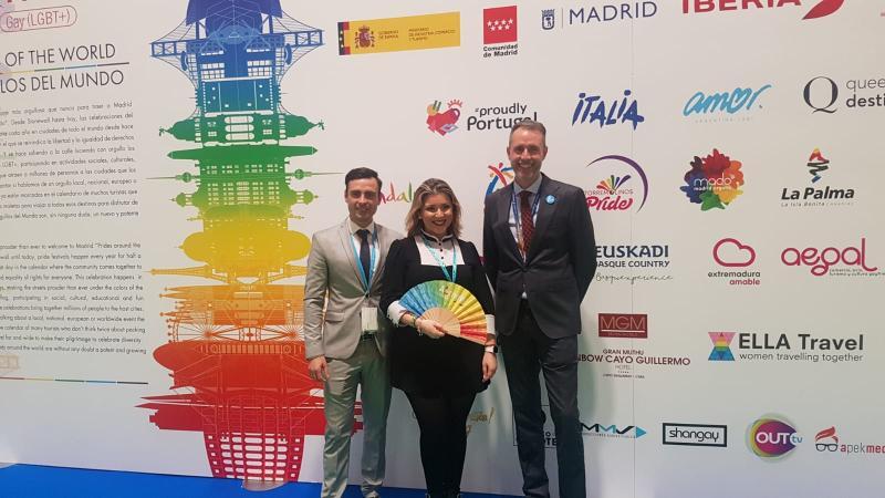 """Alicante presenta su marca """"LGTBIQ +"""" mediante un folleto que incluye un mapa con locales """"gayfriendly""""en Alicante"""