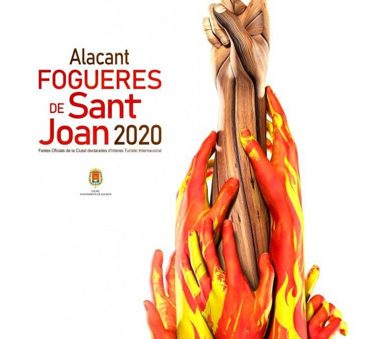 Las Hogueras de San Juan 2020 se suspenden por el Covid-19