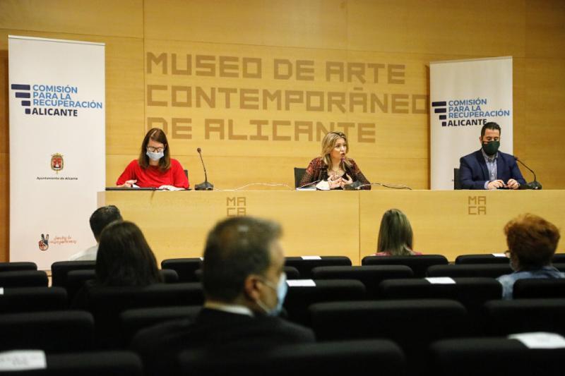 Sánchez llama a la colaboración para sacar al sector Turístico y Comercial de la grave crisis tras la pandemia del Covid 19