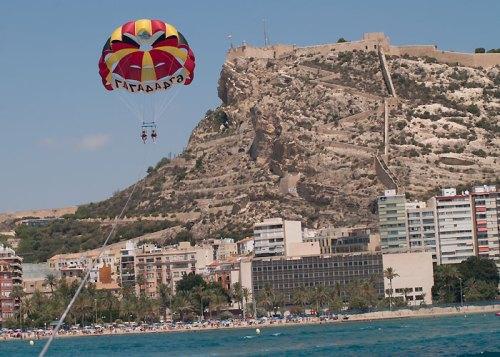 Parasailing Alicante @ Parasailing Alicante | Alicante (Alacant) | Comunidad Valenciana | España