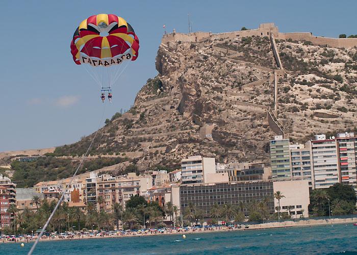 Parasailing Alicante