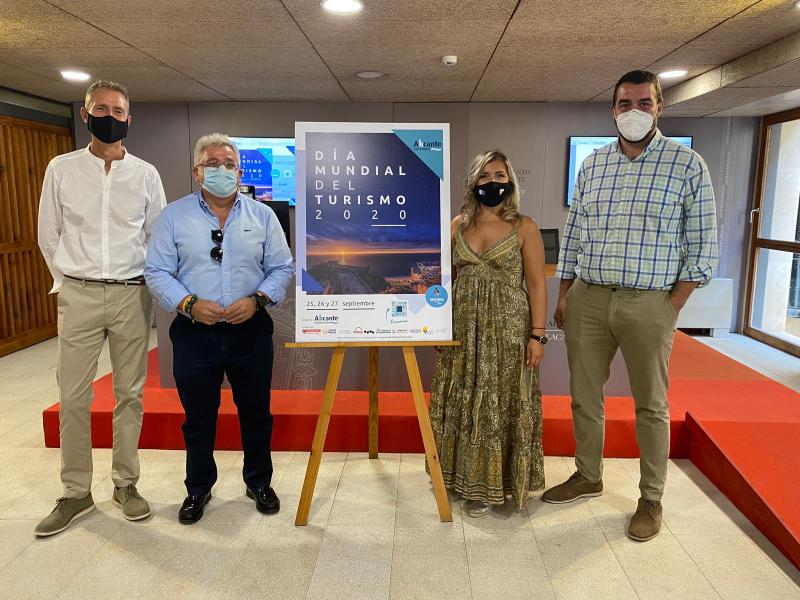 Alicante presenta el Día Mundial del Turismo con actividades para potenciar la movilidad sostenible y la riqueza cultural de la ciudad