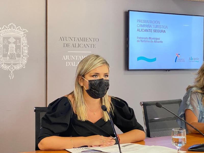 El Patronato Municipal de Turismo Alicante lanza una nueva promoción de la campaña Alicante Segura para captar turistas nacionales