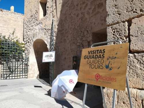 Vuelven las VISITAS GUIADAS al CASTILLO DE SANTA BÁRBARA @ Castillo de Santa Bárbara | Alicante (Alacant) | Comunidad Valenciana | España
