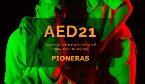 FESTIVAL ABRIL EN DANZA 2021 @ Varias ubicaciones | Alicante (Alacant) | Comunidad Valenciana | España