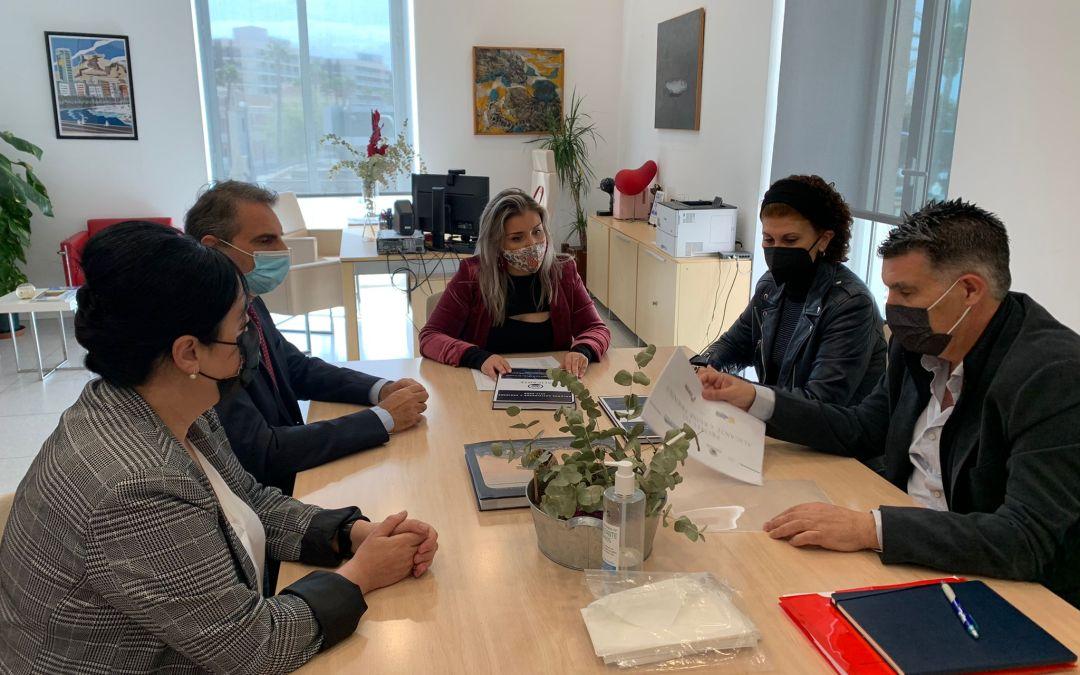 La asociación Alicante por el Turismo de Cruceros agradece al Patronato de Turismo su implicación activa en las acciones de promoción de destino