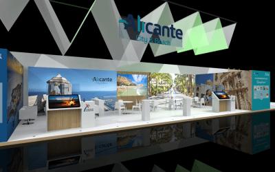 Gastronomía, deportes, eventos musicales, sostenibilidad y digitalización, apuestas de Alicante en Fitur